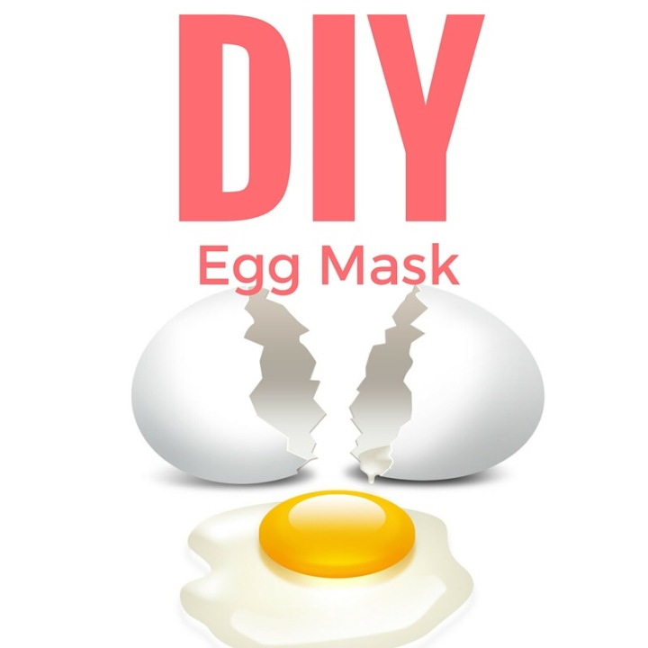 DIY Egg Mask