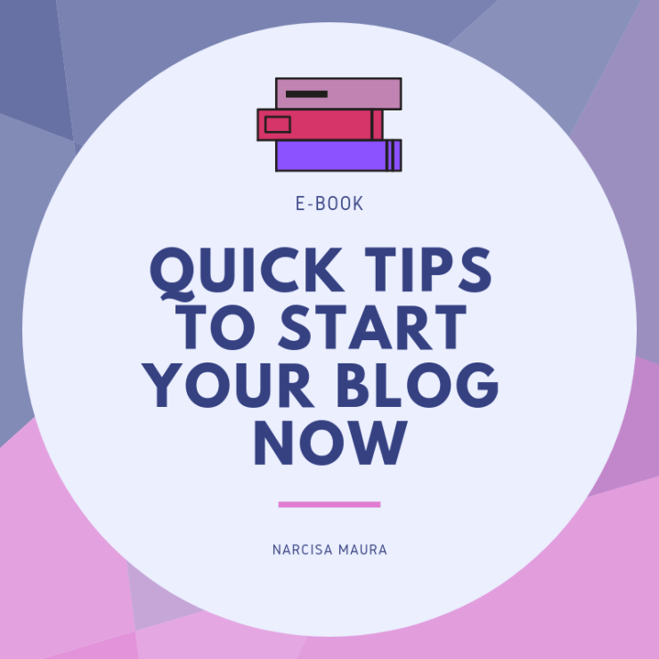 quick tips to start your blog now